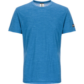 super.natural Everyday Tee Men, vallarta blue melange